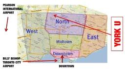 map york university