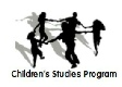 children's studies logo
