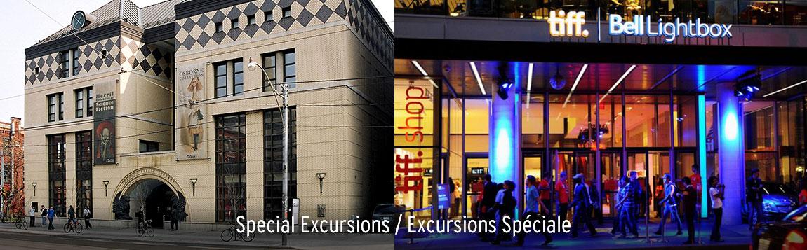 Special Excursions